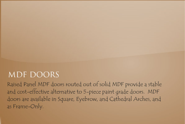 Patton Cabinet Doors Products And Services